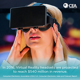 List of VR conferences at CES